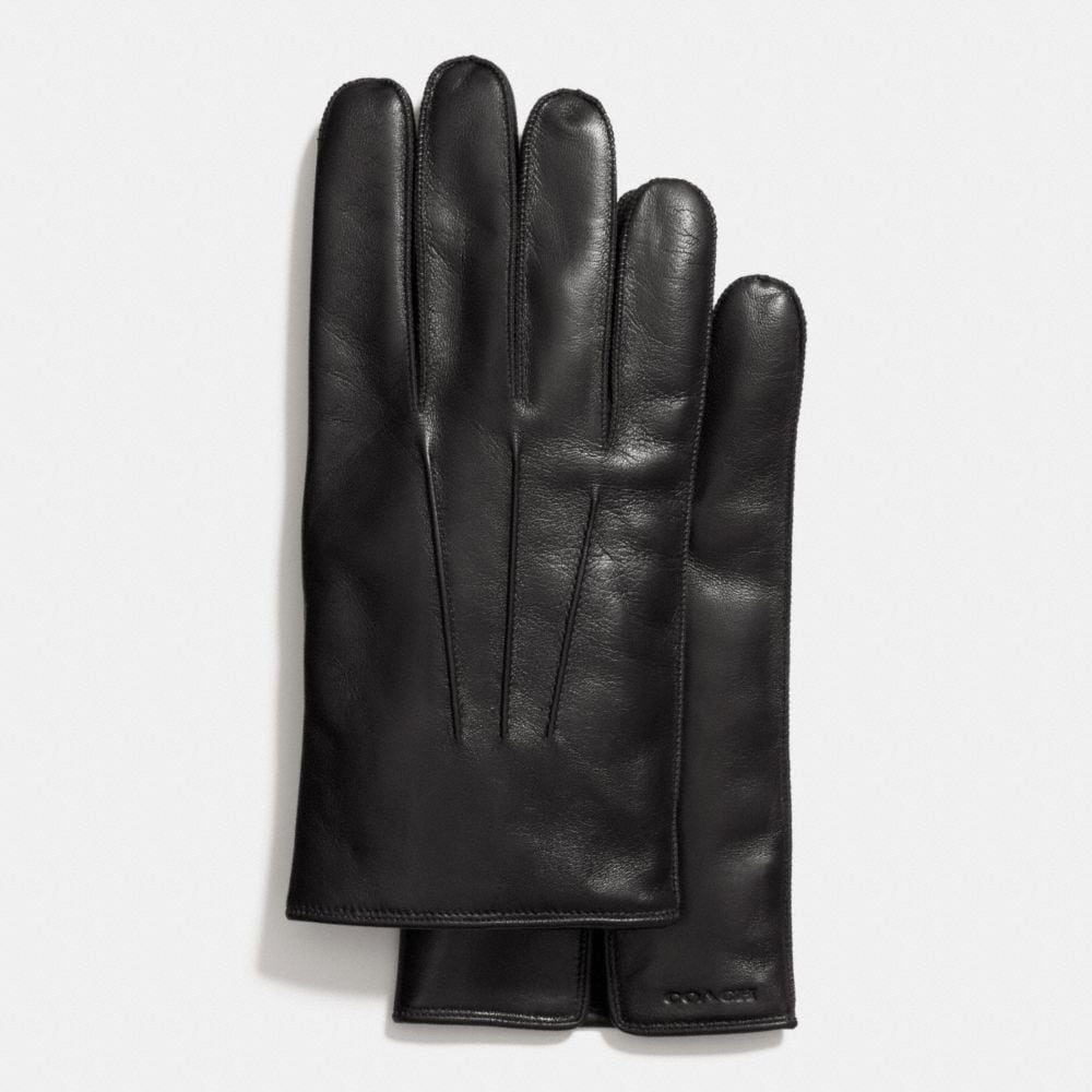Coach Basic Nappa Glove