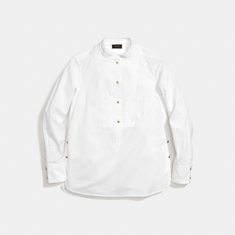 Coach Snap Front Shirt
