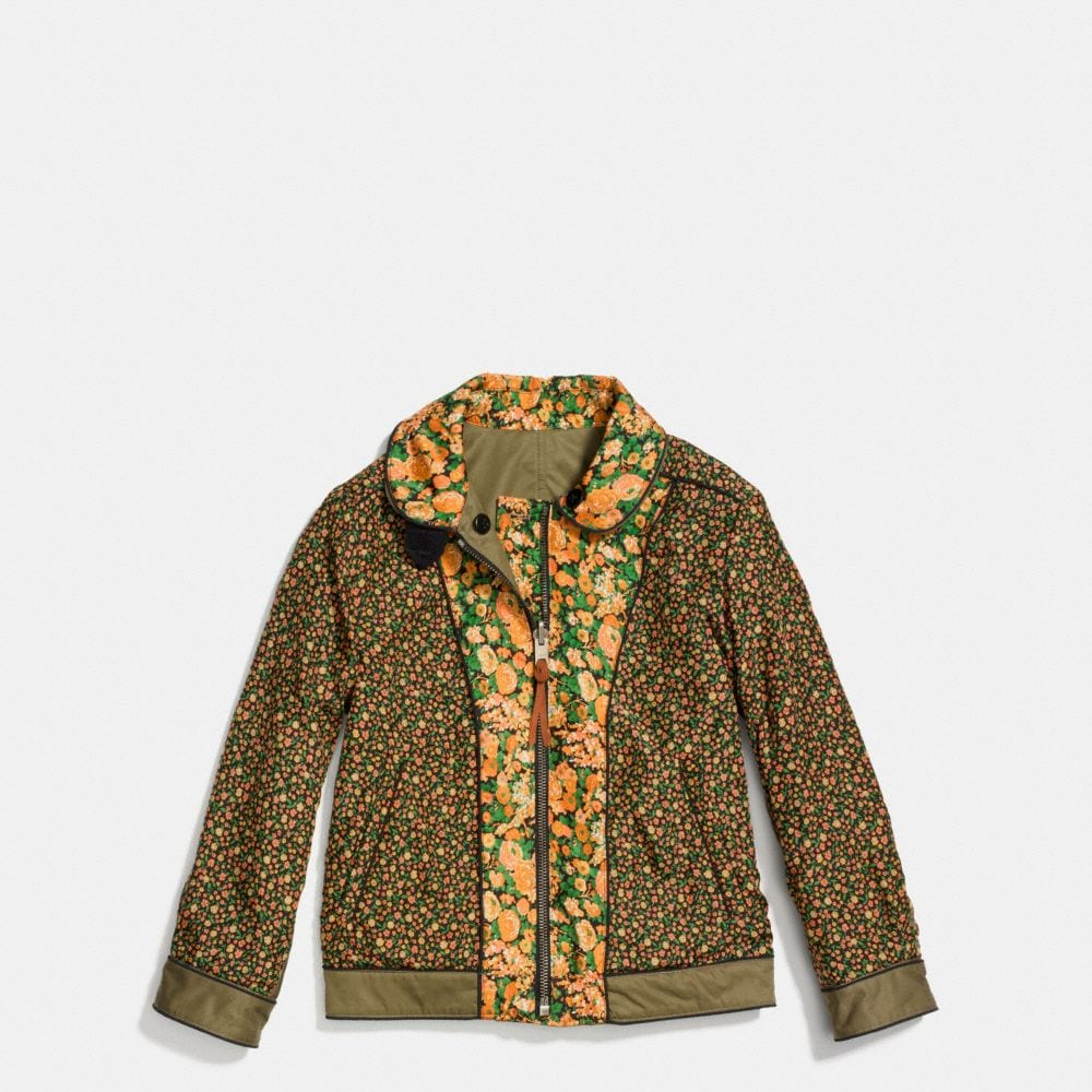 Military Blouson - Alternate View A1