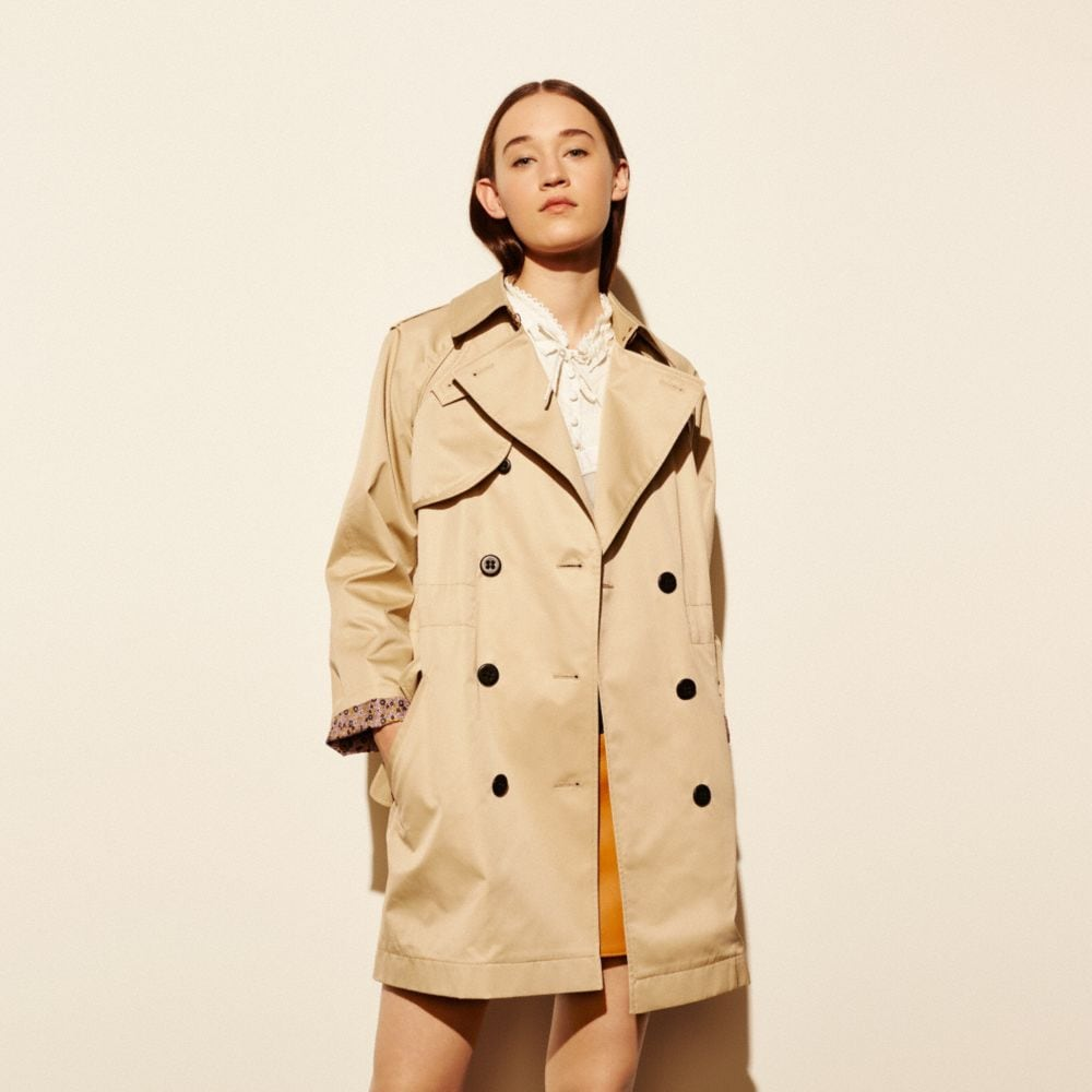 MILITARY CONVERTIBLE TRENCH