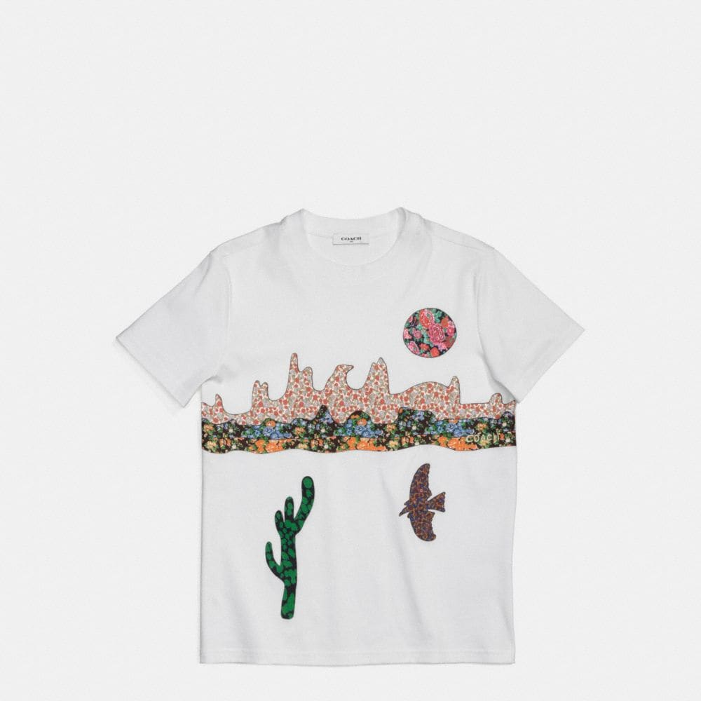 Desertscape Tee Shirt - Alternate View A1