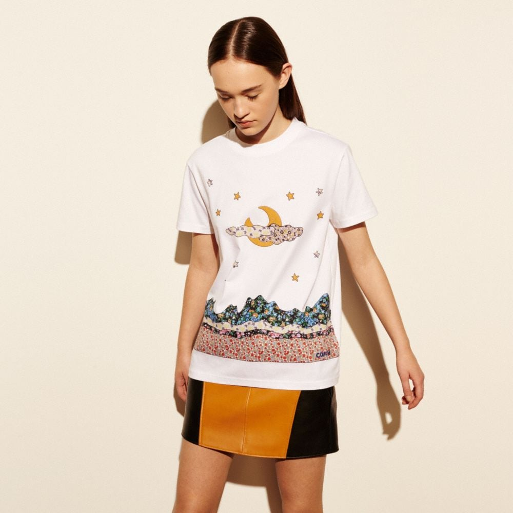 MOONSCAPE TEE SHIRT