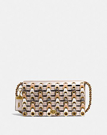 Y With Snakeskin Coach Link