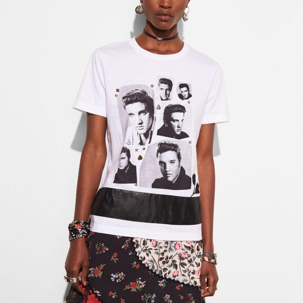 elvis™ collage t-shirt