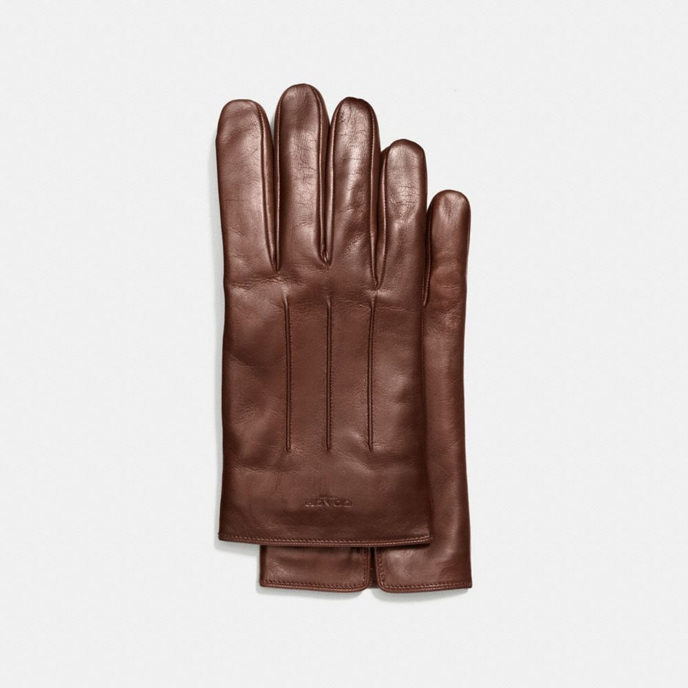 Coach Tech Nappa Gloves