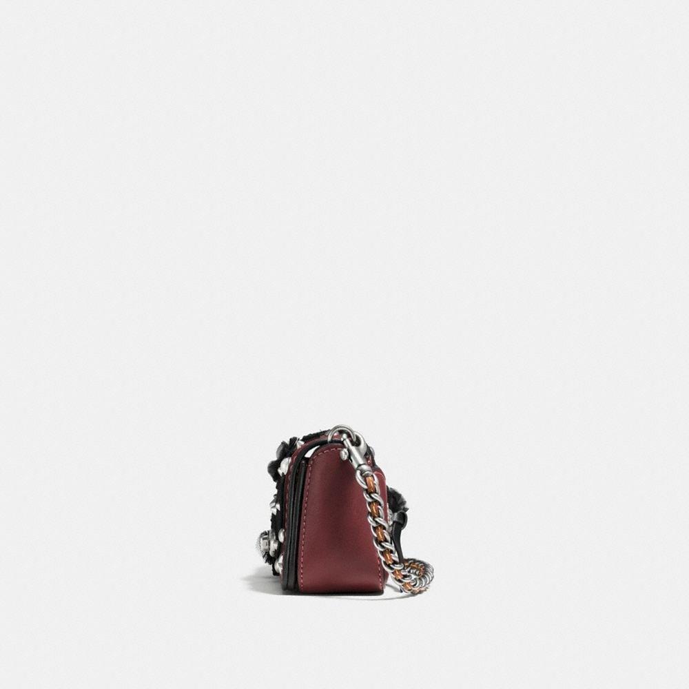 Coach Customization Dinkier in Glovetanned Leather Alternate View 1