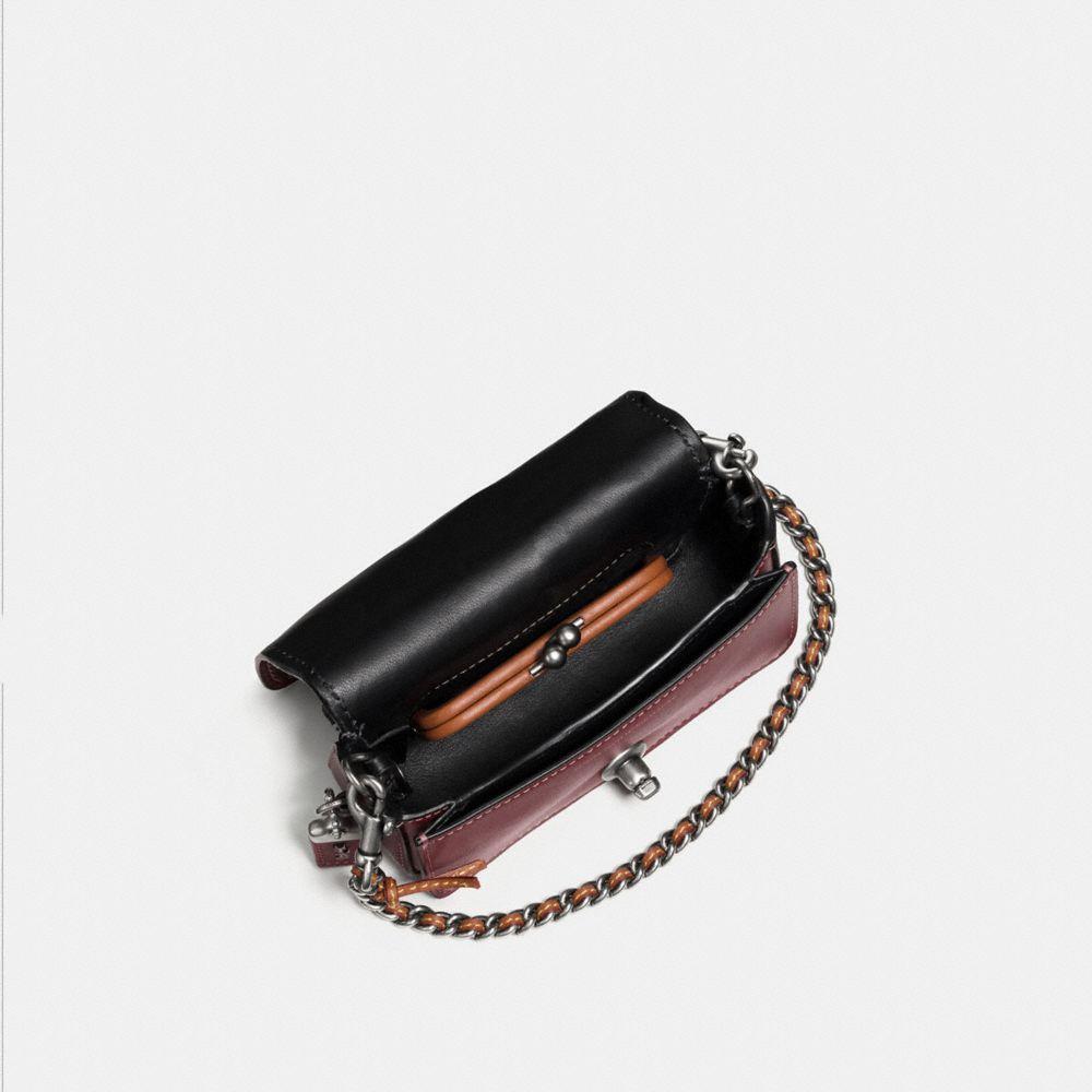 Coach Customization Dinkier in Glovetanned Leather Alternate View 2