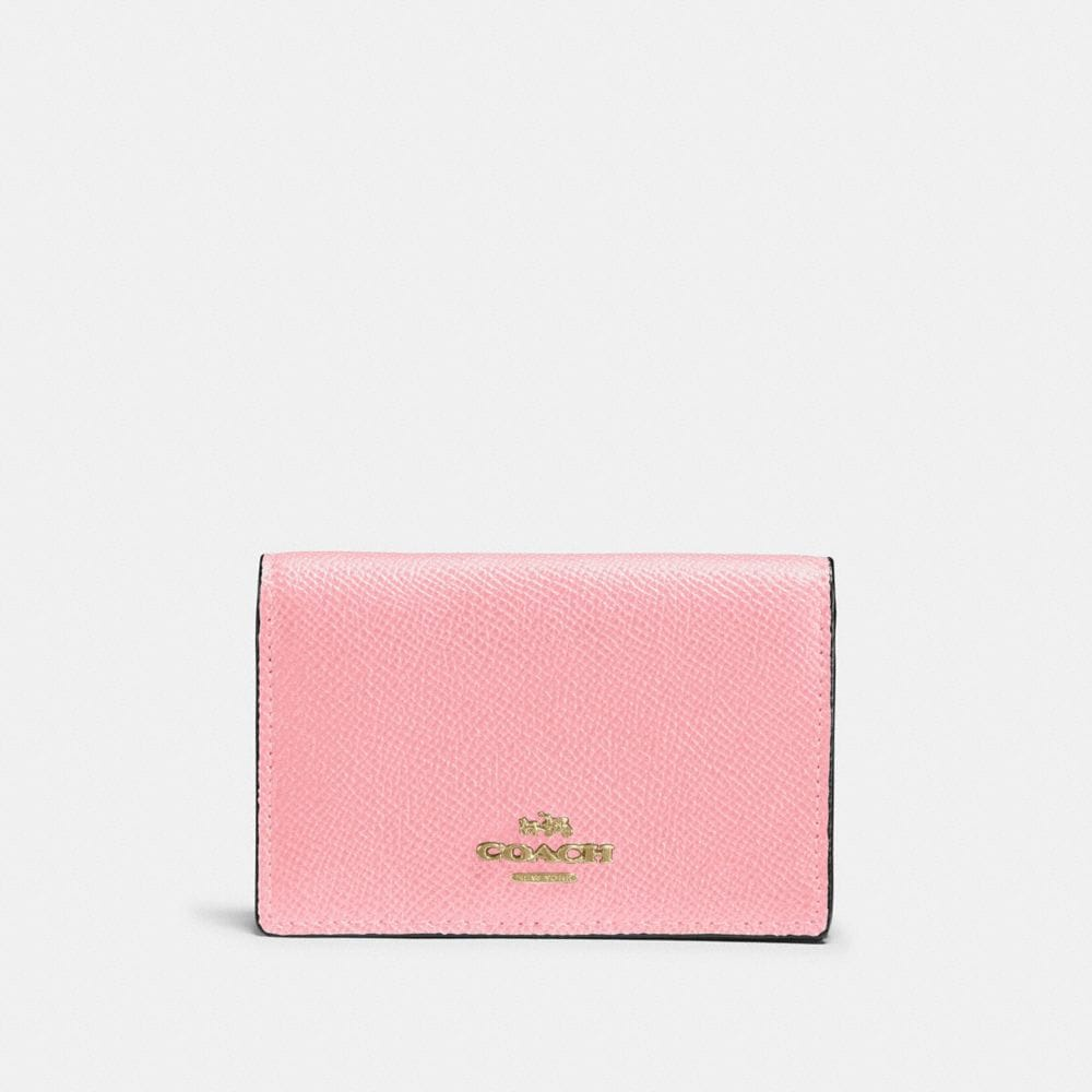 Coach Business Card Case