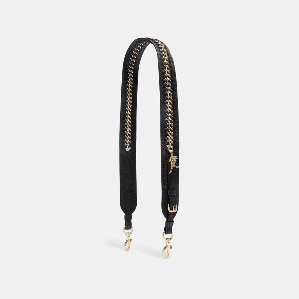 Coach Strap With Chain