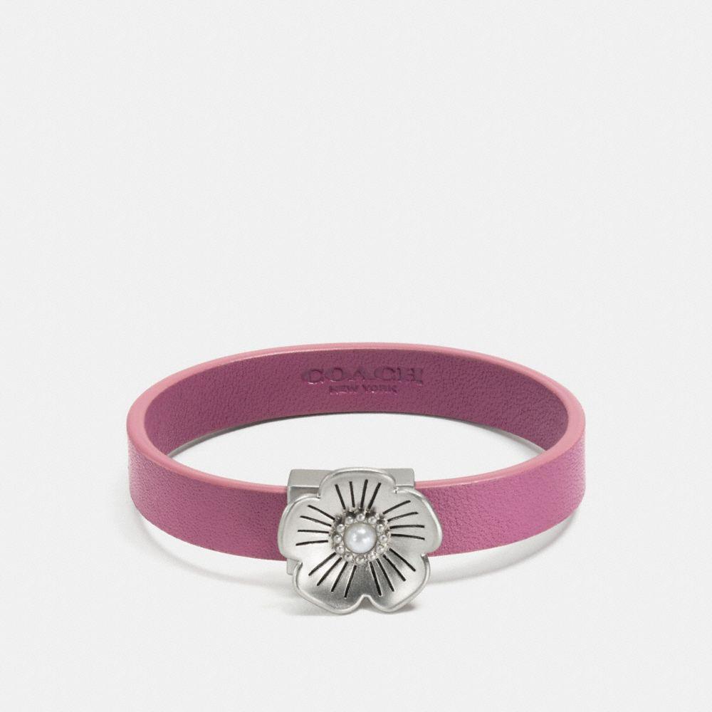Coach Tea Rose Bracelet