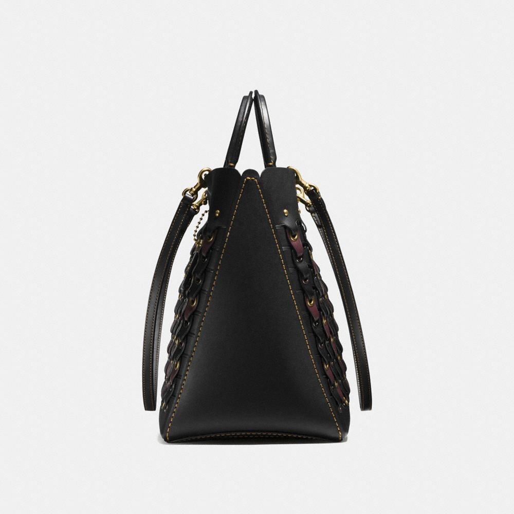 Coach Rogue Tote With Coach Link Alternate View 1