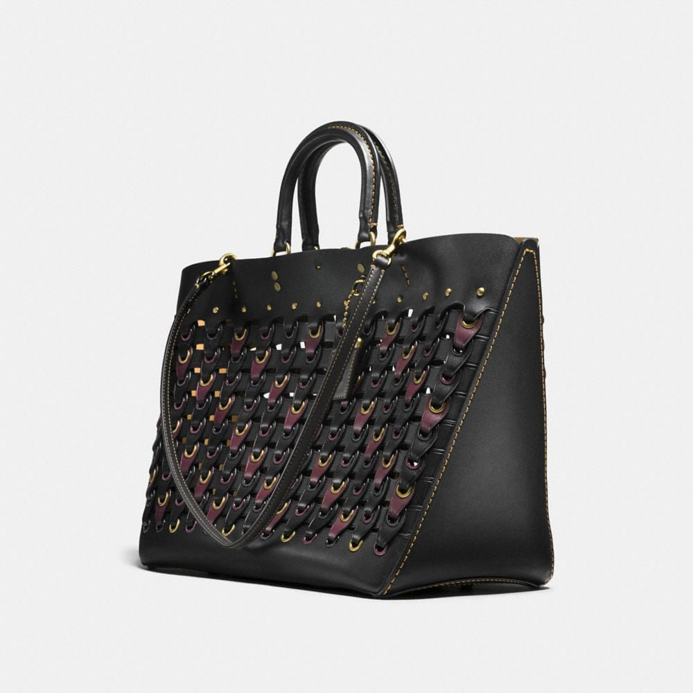 Coach Rogue Tote With Coach Link Alternate View 2