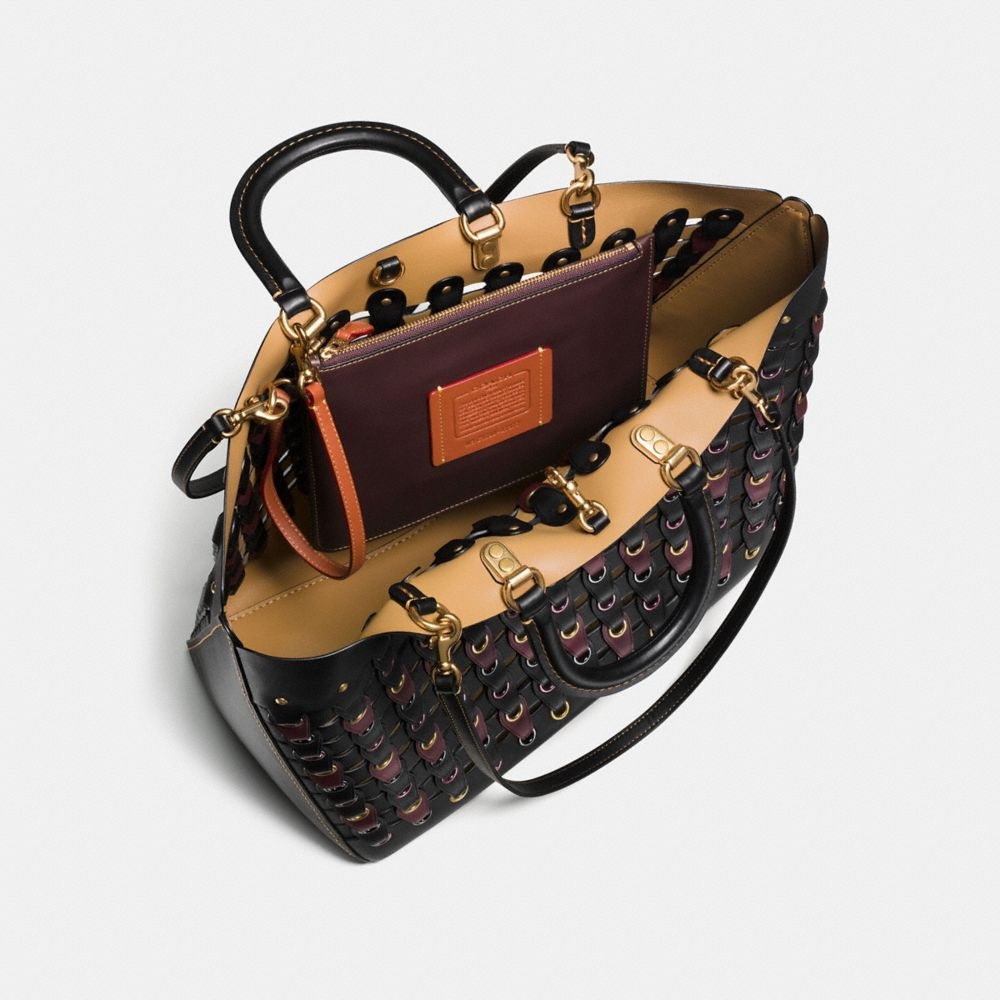 Coach Rogue Tote With Coach Link Alternate View 3