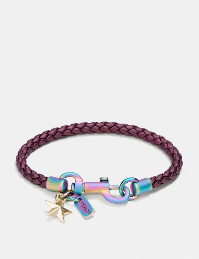 E Charms Friendship Bracelet