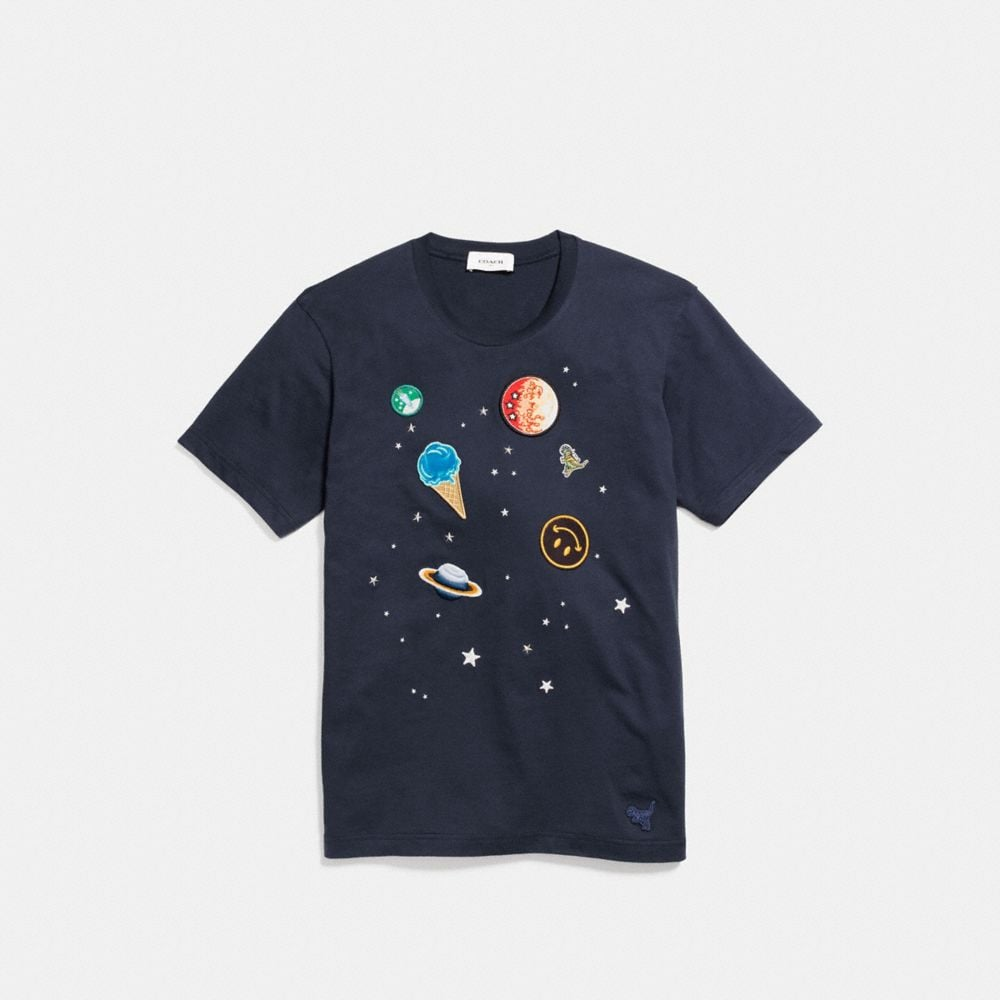 Coach Outerspace T-Shirt Alternate View 1
