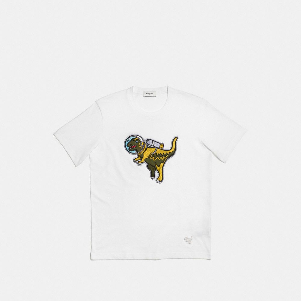 Coach Space Rexy T-Shirt Alternate View 1