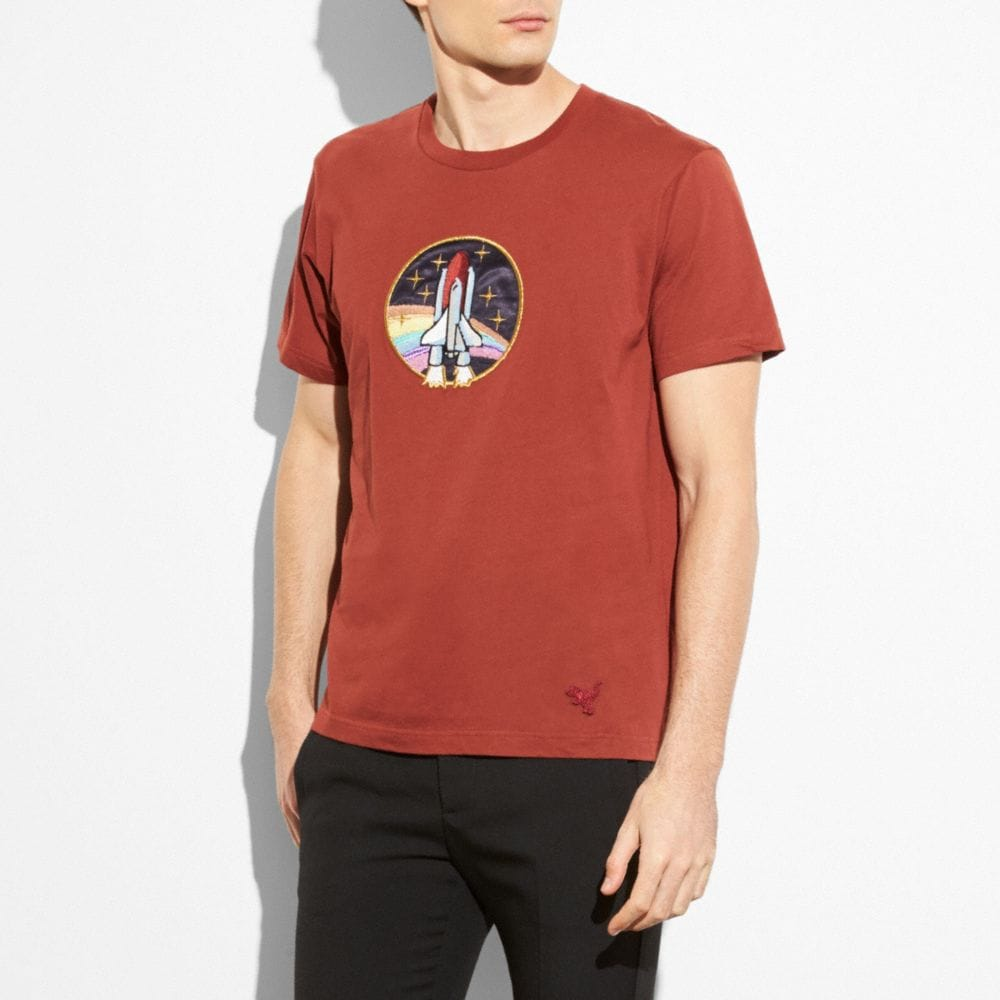 Coach Rocket Shuttle T-Shirt