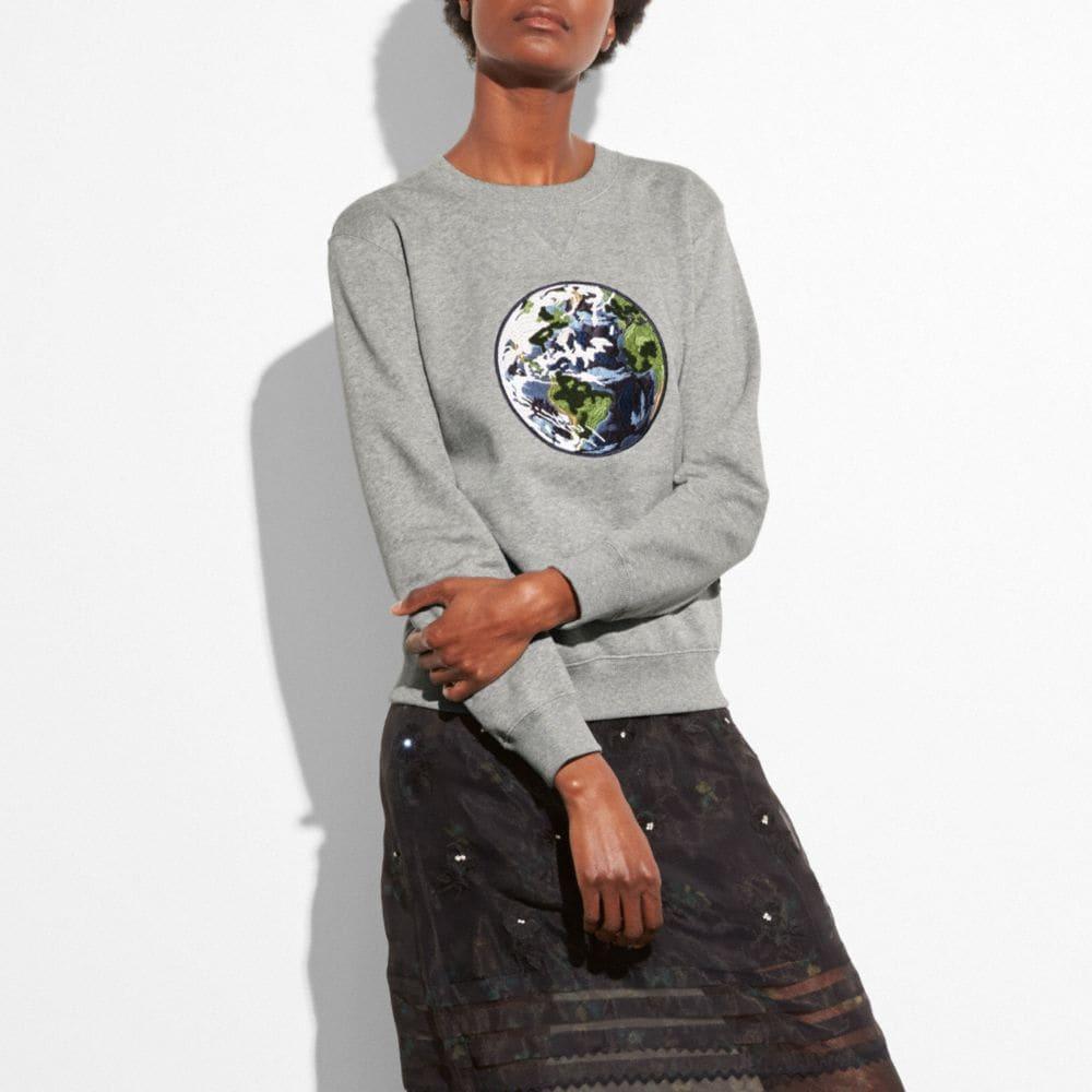 planet sweatshirt | Tuggl