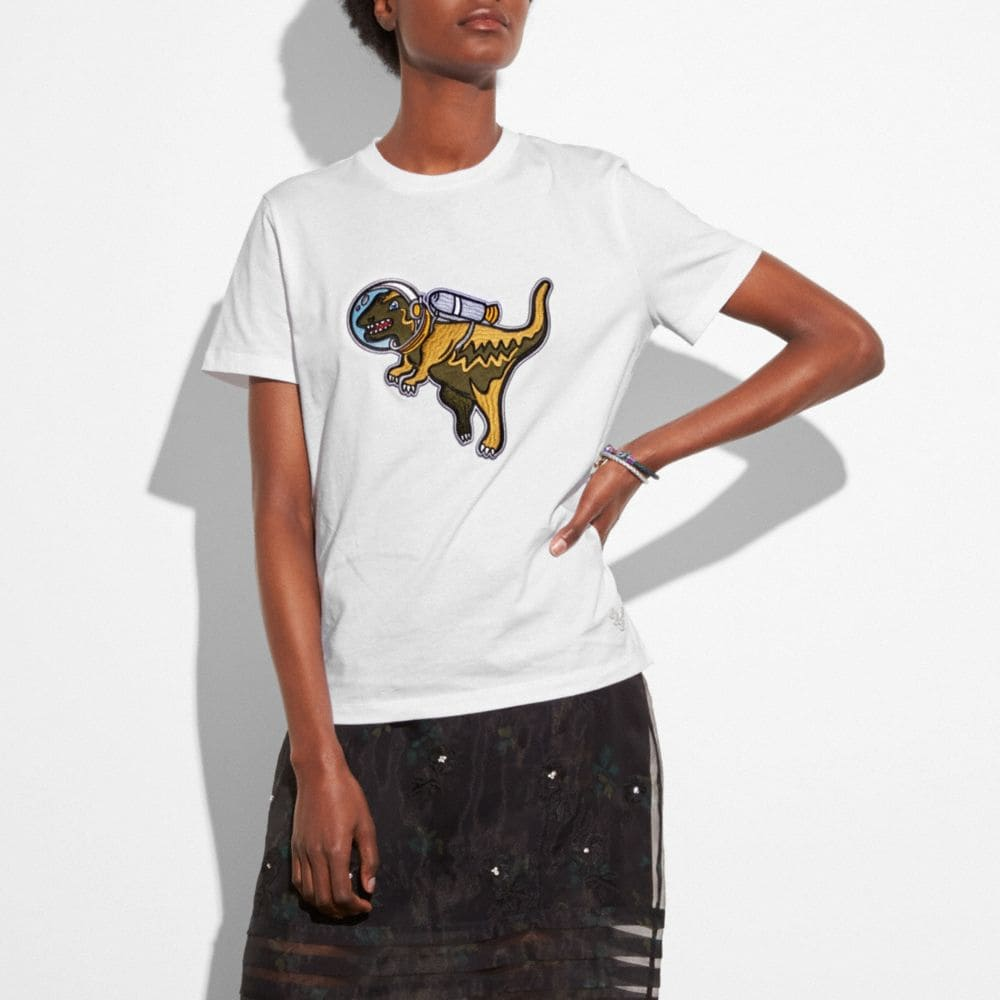 Coach Space Rexy T-Shirt