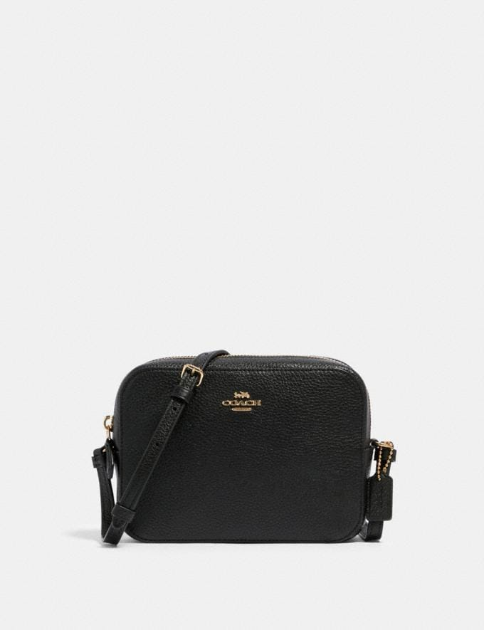 Coach Mini Camera Bag Im/Black