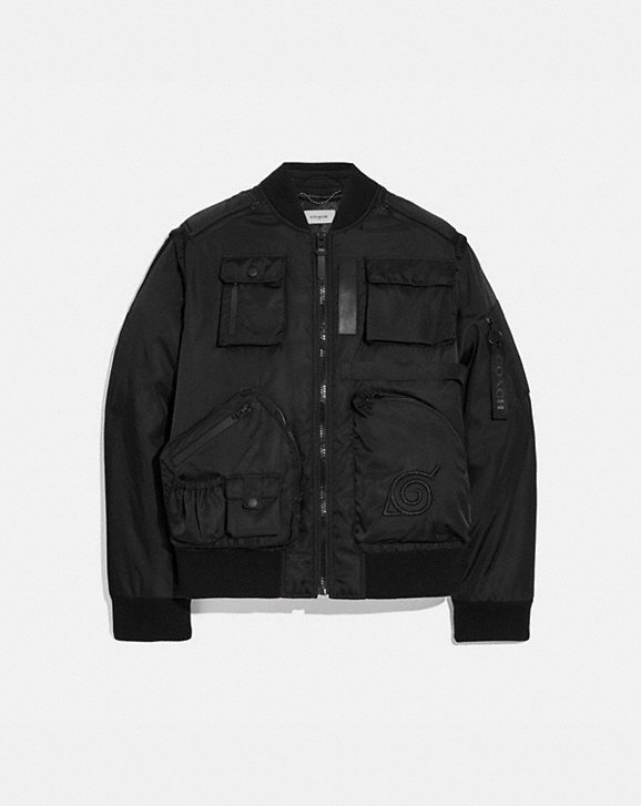Coach COACH X MICHAEL B. JORDAN 2-IN-1 MA-1 JACKET