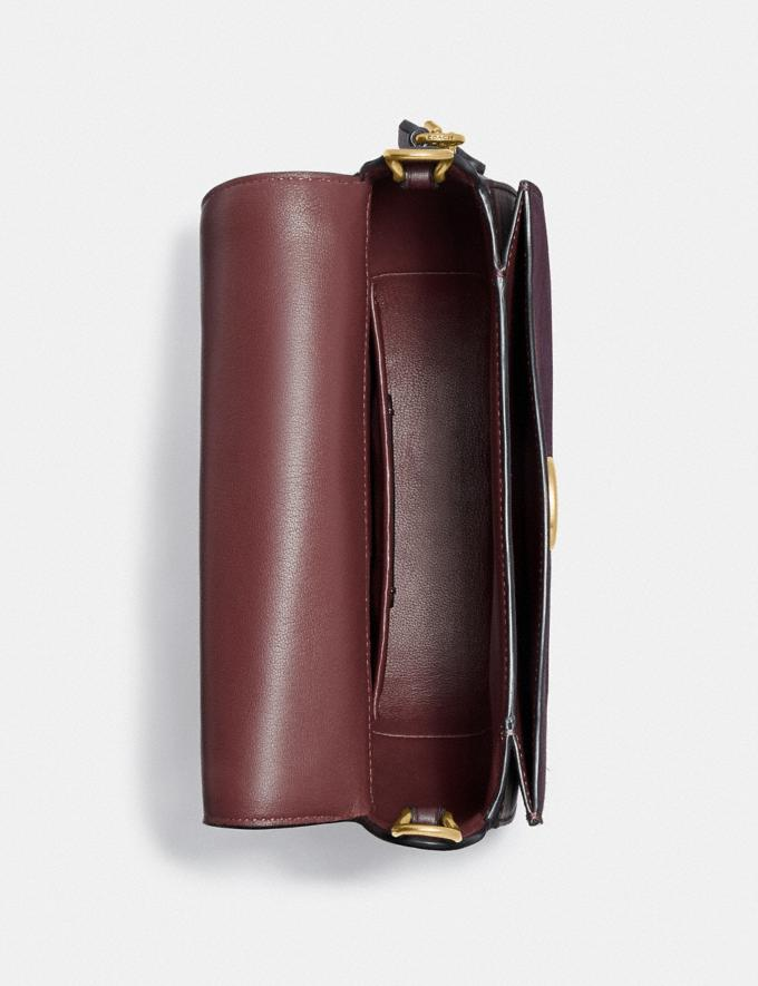 Coach Kat Saddle Tasche 20 B4/Ochsenblut Damen Taschen Umhängetaschen Alternative Ansicht 2