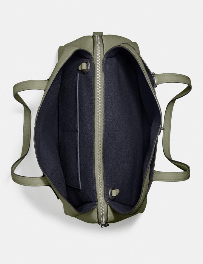 Coach Lora Carryall V5/Light Fern Women Bags Satchels Alternate View 2