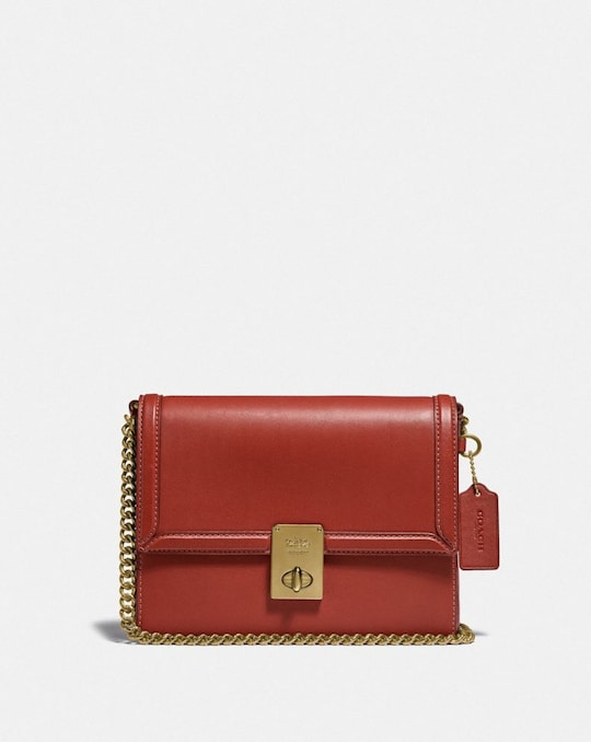 HUTTON SHOULDER BAG