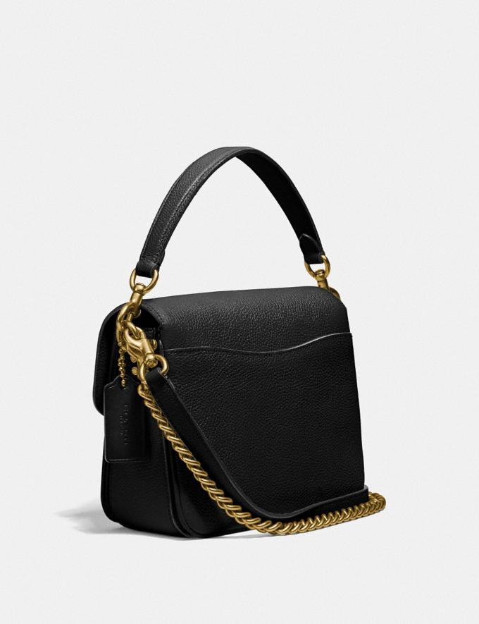 Coach Cassie Crossbody 19 Brass/Black New Women's New Arrivals Bags Alternate View 1