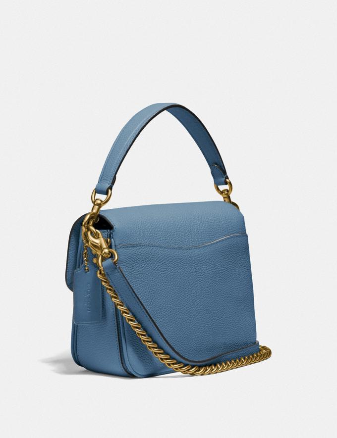 Coach Cassie Crossbody 19 B4/Lake Women Bags Crossbody Bags Alternate View 1