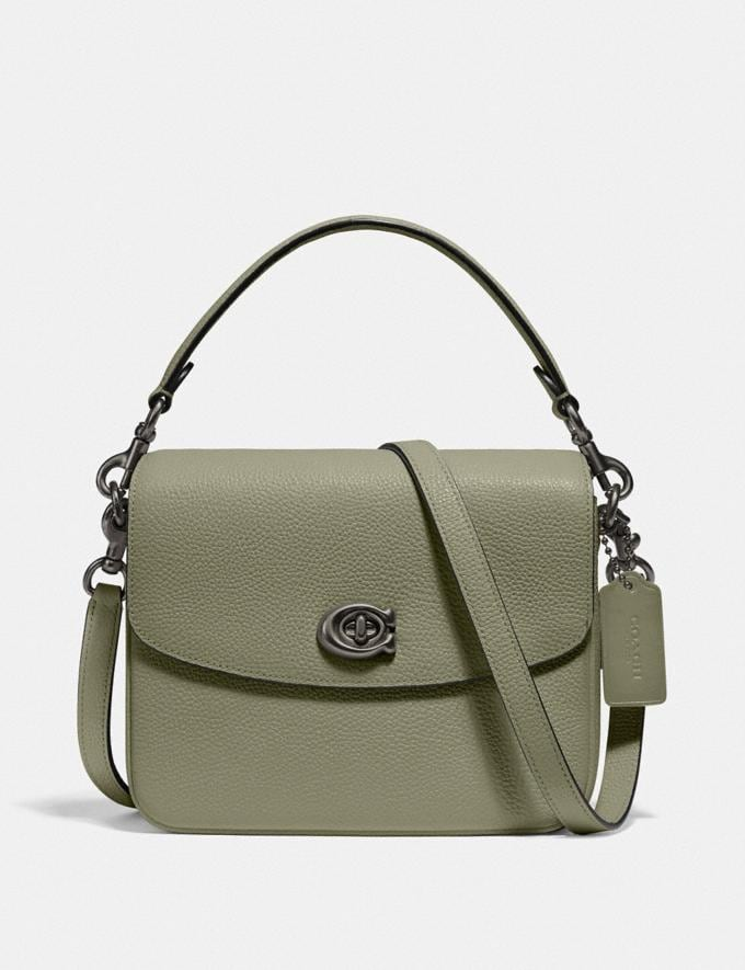 Coach Cassie Crossbody 19 V5/Light Fern Women Bags Crossbody Bags