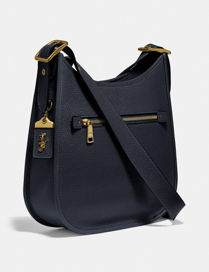 Coach Emery Crossbody Brass/Midnight Navy Gifts For Her Under $500 Alternate View 1