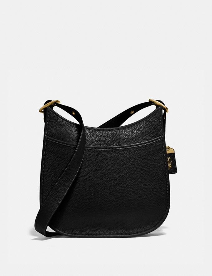 Coach Emery Crossbody Brass/Black Gifts For Her Under $500
