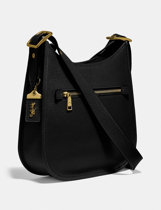 Coach Emery Crossbody Brass/Black Gifts For Her Under $500 Alternate View 1