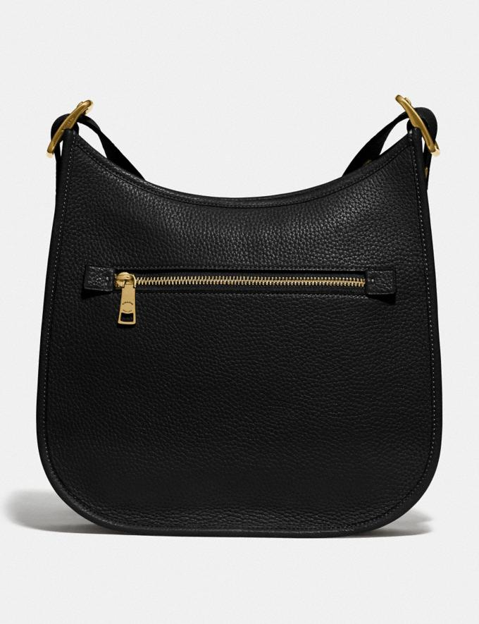 Coach Emery Crossbody Brass/Black Gifts For Her Under $500 Alternate View 2