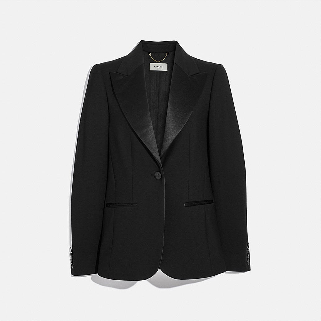 Tailored Blazer by Coach