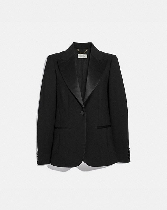Coach TAILORED BLAZER