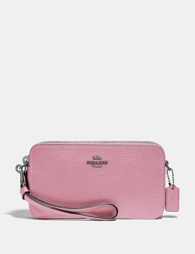 Coach Kira Crossbody Pewter/Aurora Gifts For Her