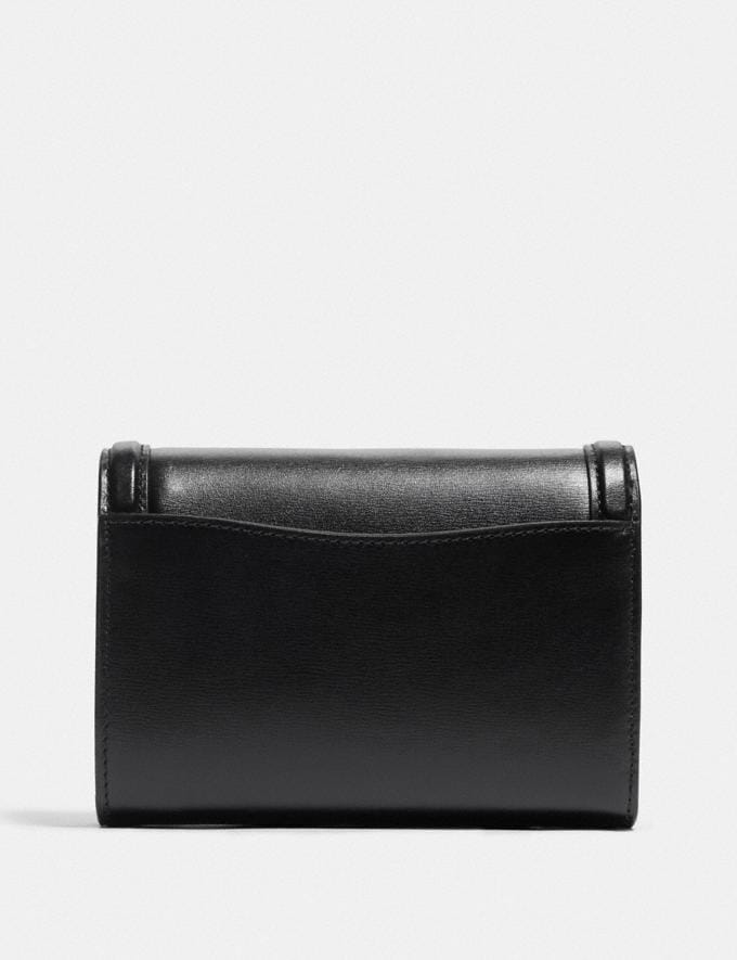 Coach Hutton Wallet B4/Black SALE Private Event Women's Alternate View 1