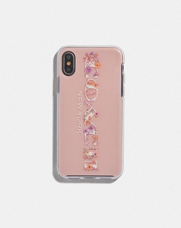 Coach IPHONE XR CASE WITH FLORAL COACH