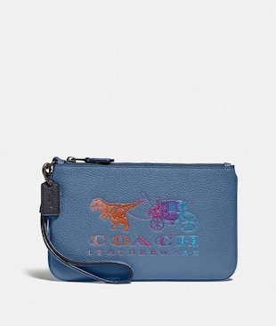 SMALL WRISTLET WITH REXY AND CARRIAGE
