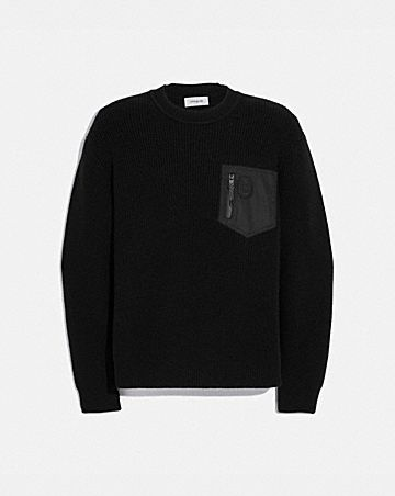 crewneck sweater