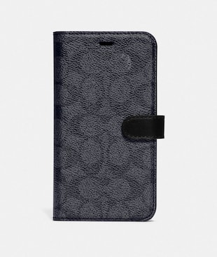 FUNDA PARA IPHONE XR EN LONA DE LA FIRMA