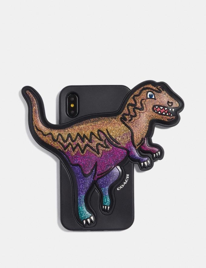 Coach iPhone Xr Case With Rexy Multi