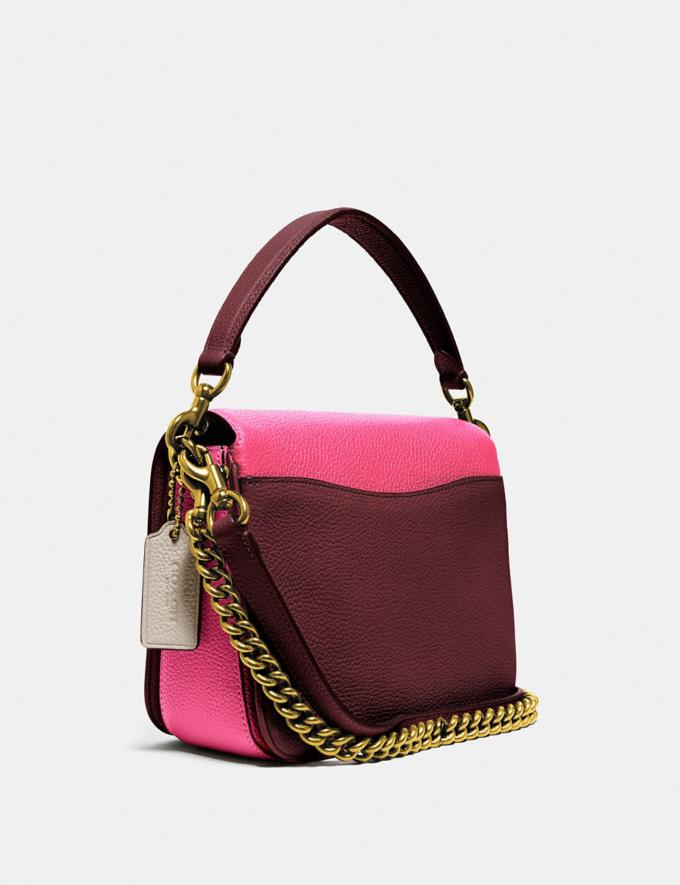 Coach Cassie Crossbody 19 in Colorblock B4/Confetti Pink Multi Cyber Monday For Her Cyber Monday Sale Alternate View 1