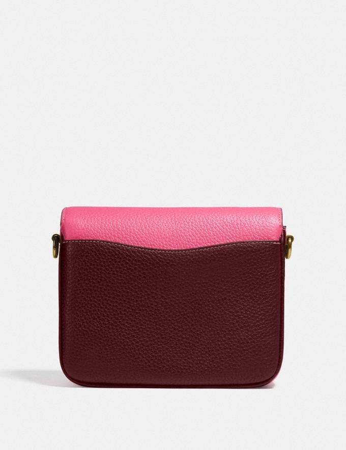 Coach Cassie Crossbody 19 in Colorblock B4/Confetti Pink Multi Cyber Monday For Her Cyber Monday Sale Alternate View 2