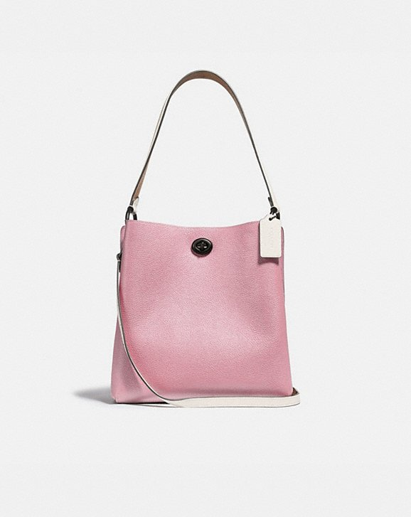 Coach CHARLIE BUCKET BAG IN COLORBLOCK