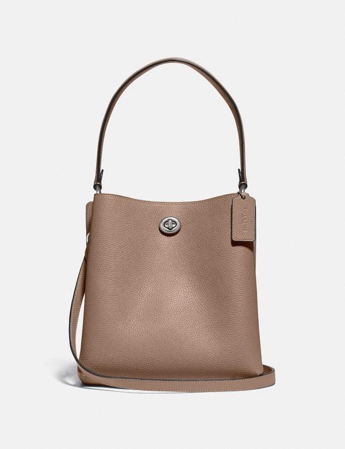 Coach Sac Seau Charlie 21 Lh/Taupe Femme collection Charlie