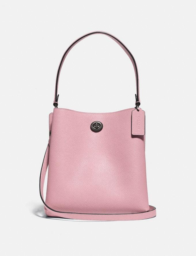 Coach Charlie Bucket Bag 21 Pewter/Aurora New Featured 30% off (and more)