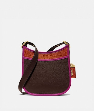 EMERY CROSSBODY 21 IN COLORBLOCK
